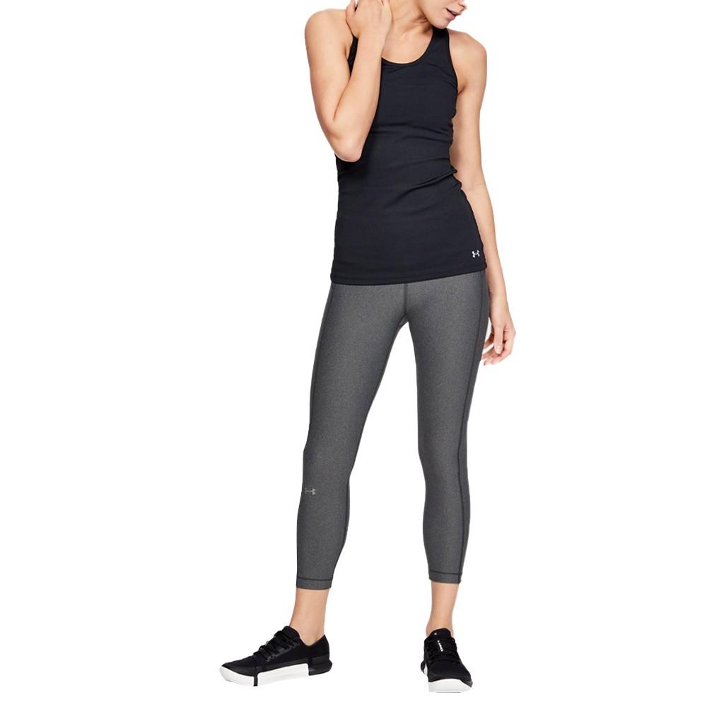 Under Armour Women's HeatGear® Armour High-Rise Ankle Crop - 1352538-019