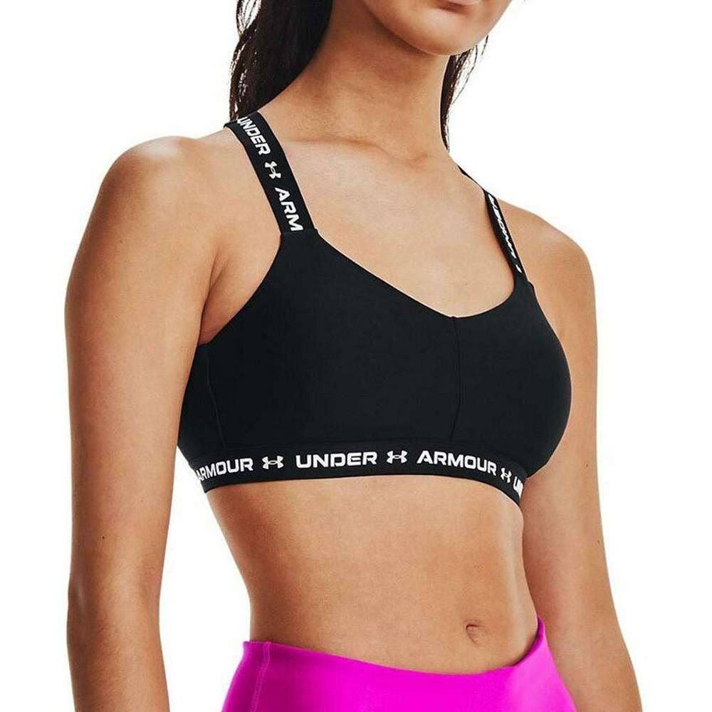 Under Armour Women's UA Crossback Low Sports Bra - 1361033-001