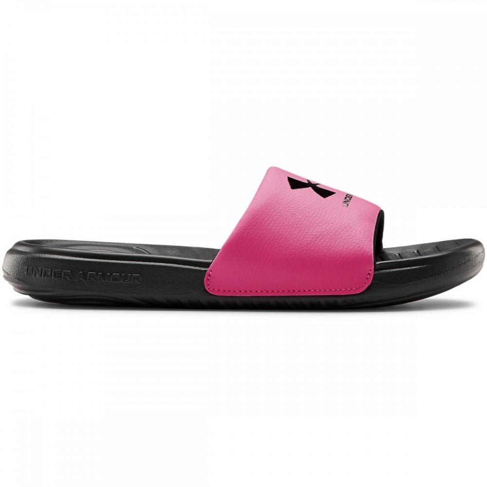 Under Armour Girls' Ansa Fixed Slides - 3023793-002