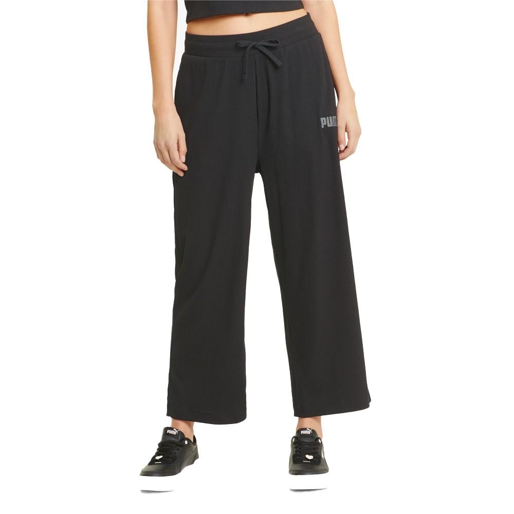 Puma Modern Basics Wide Women's Pants - 585938-01