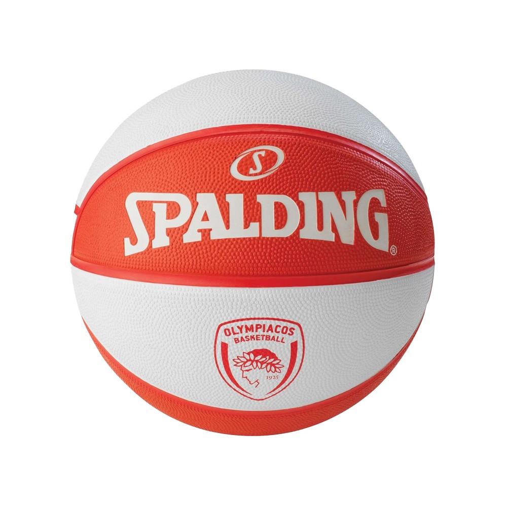 Μπάλα Μπάσκετ - Spalding Euroleague Olympiacos - 83-785Z1