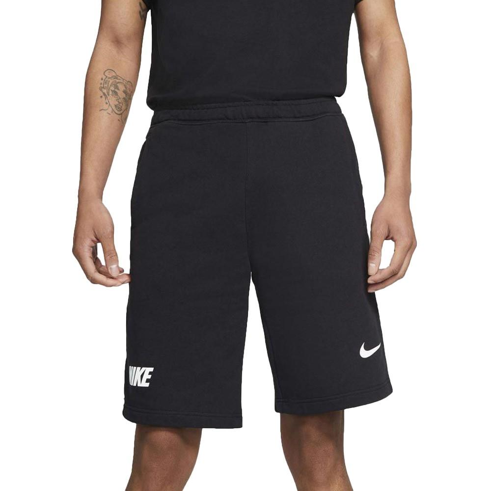 Nike French Terry Shorts - DD4496-010