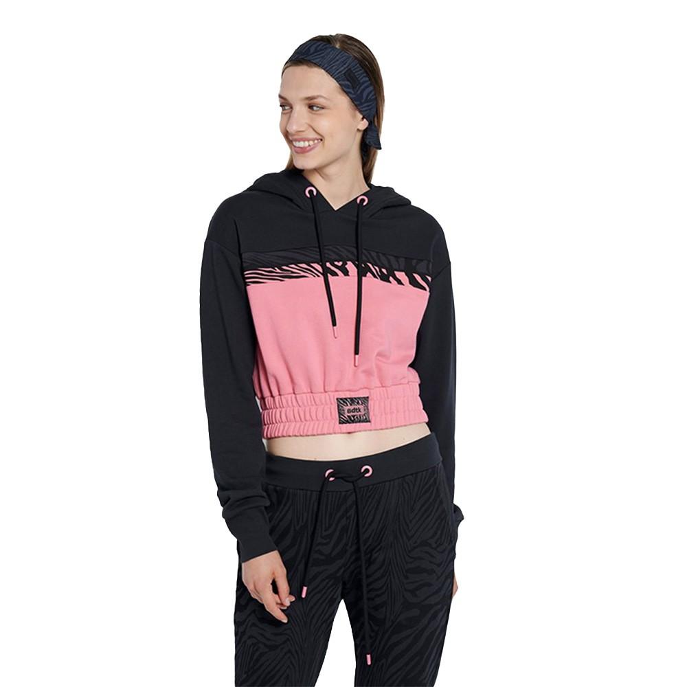 Body Talk Women's short hoodie - 1212-904525-00503
