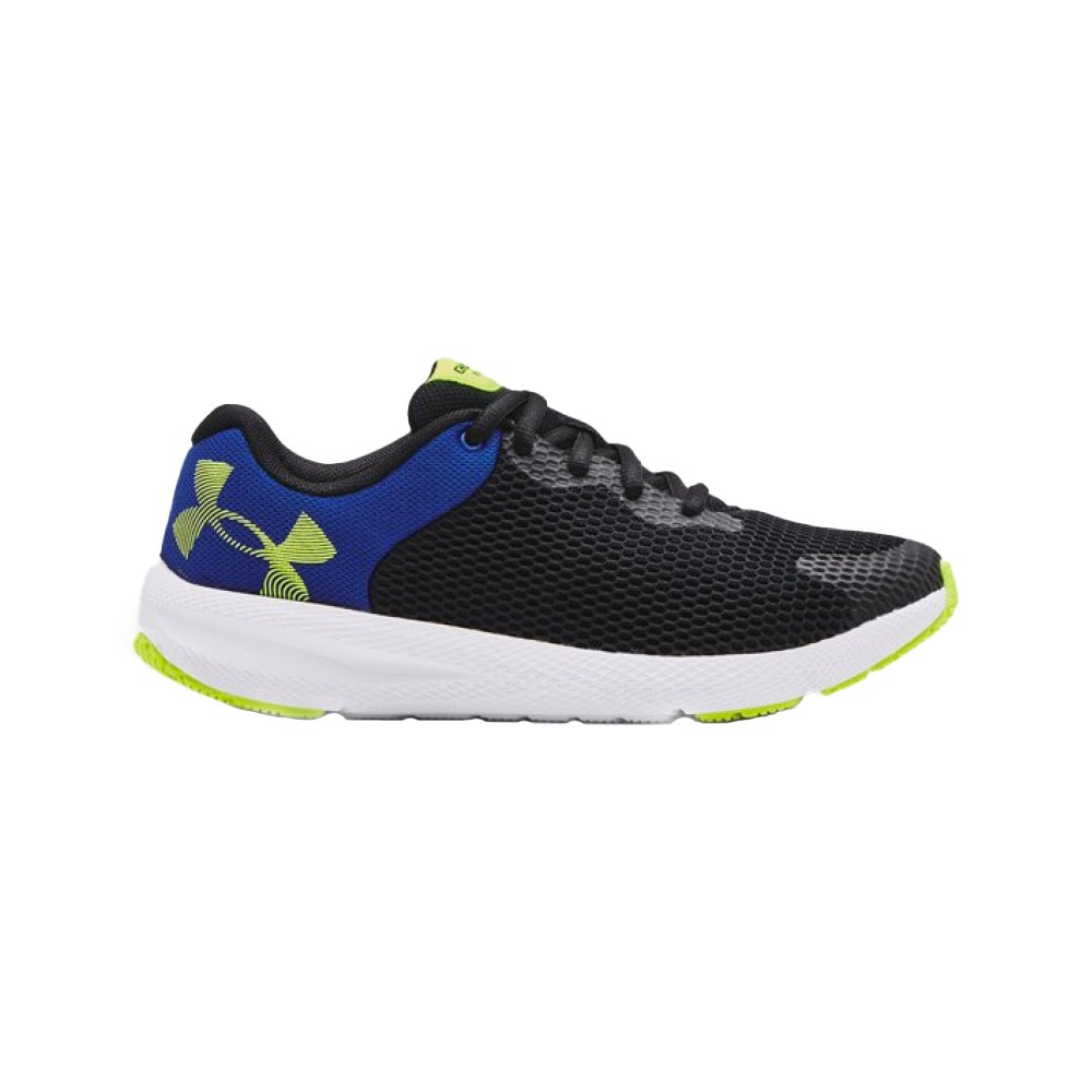 Under Armour Boy's Charged Pursuit 2 - 3024484-003