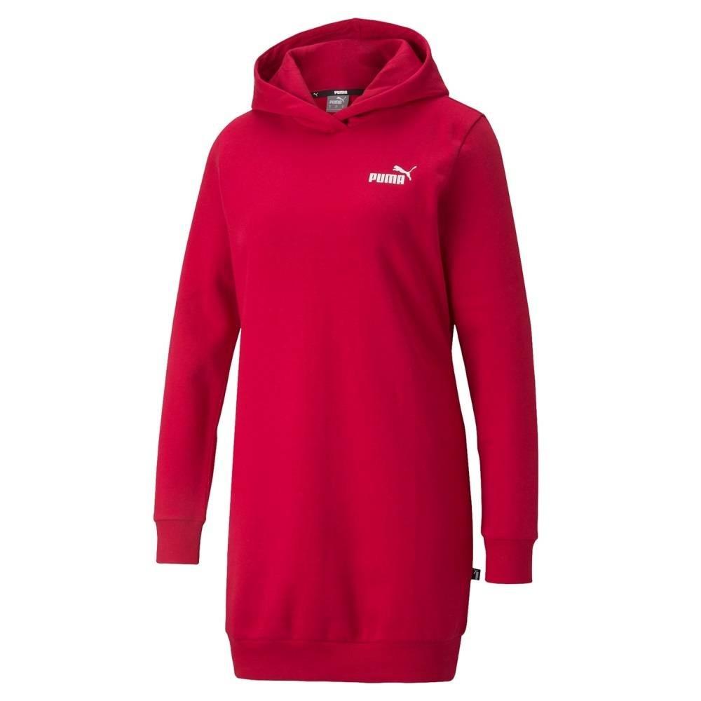 Puma Essentials Hooded Dress Fleece - 589129-33