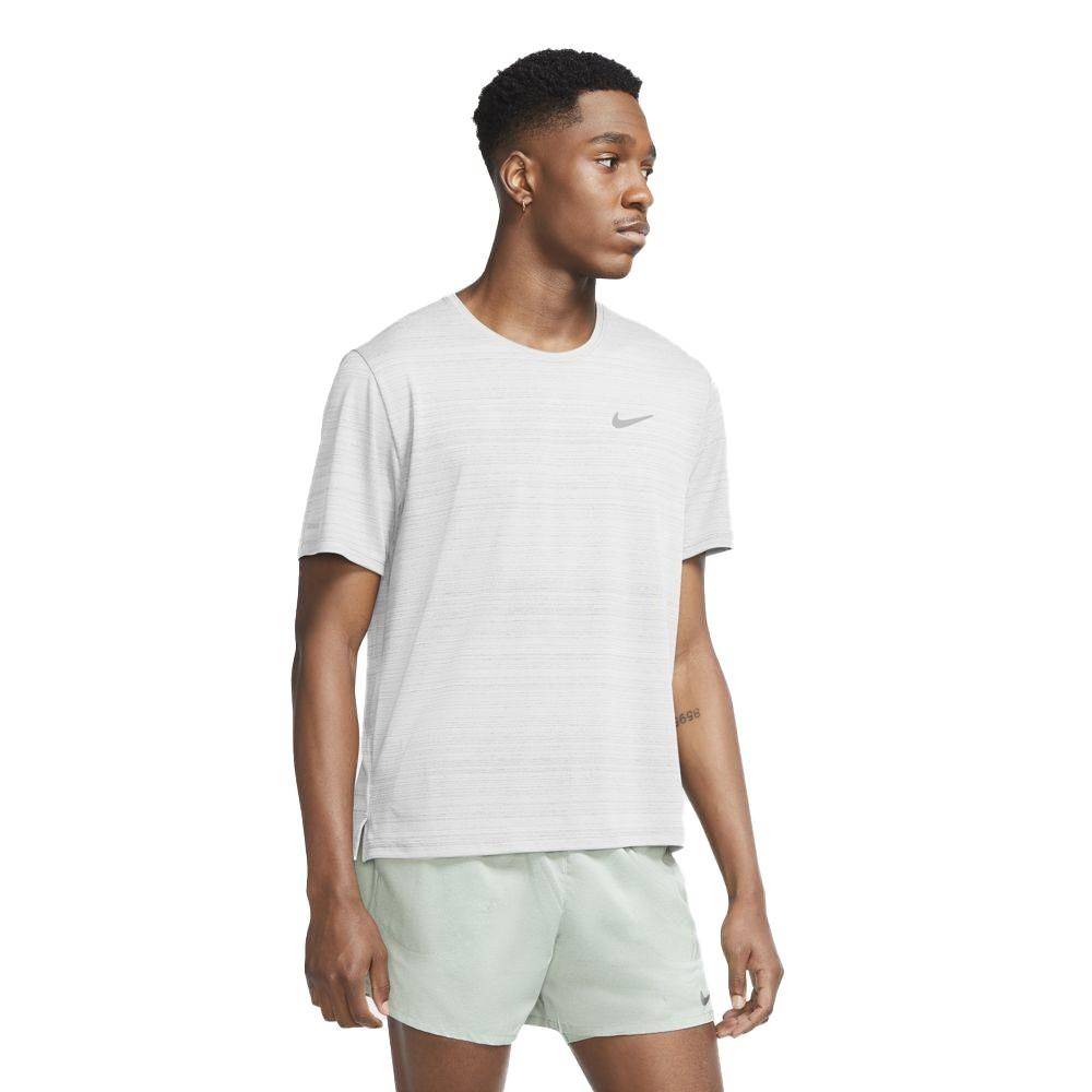 Nike Dri-FIT Miler Men's Running Top - CU5992-100