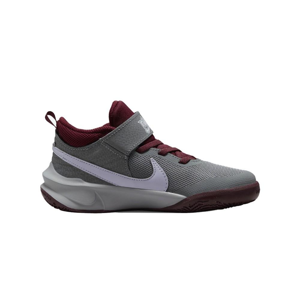 Nike Team Hustle D 10 Little Kids' Shoes - CW6736-007