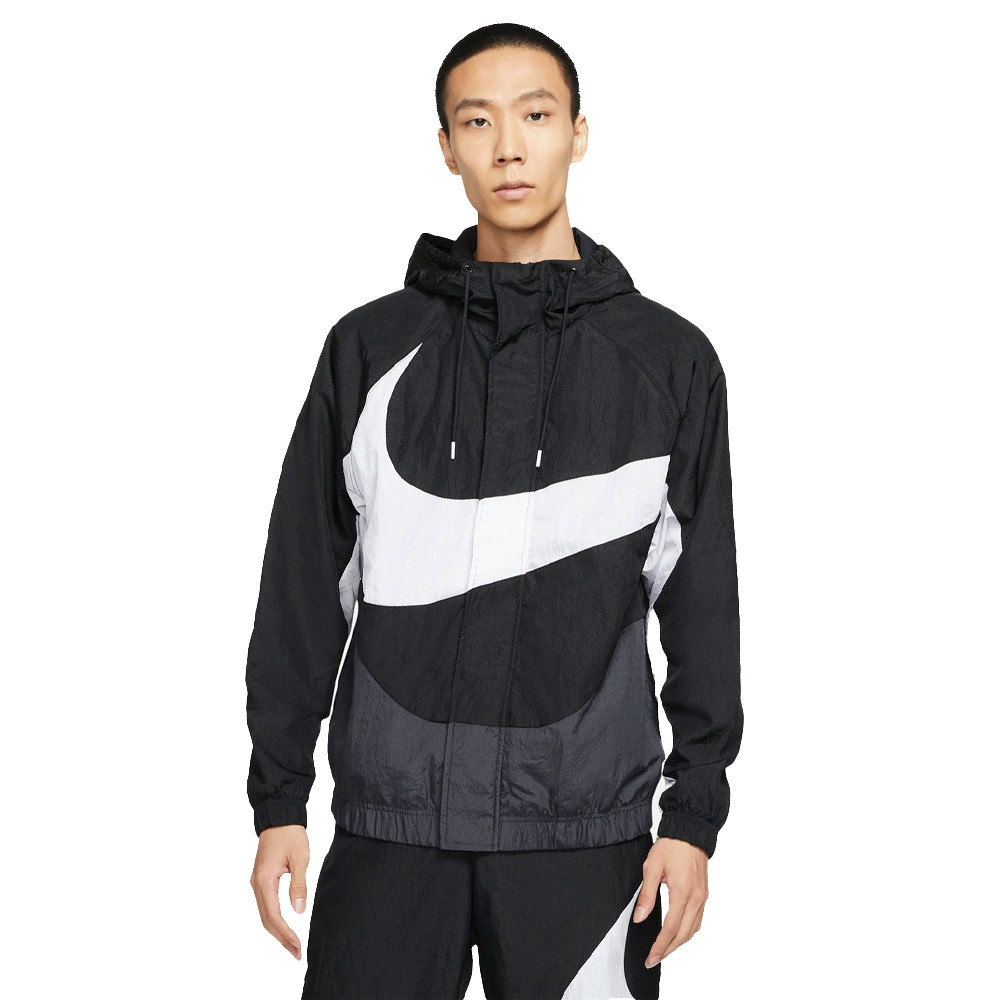 Nike Sportwear Swoosh Woven Lined Jacket - DD5967-010