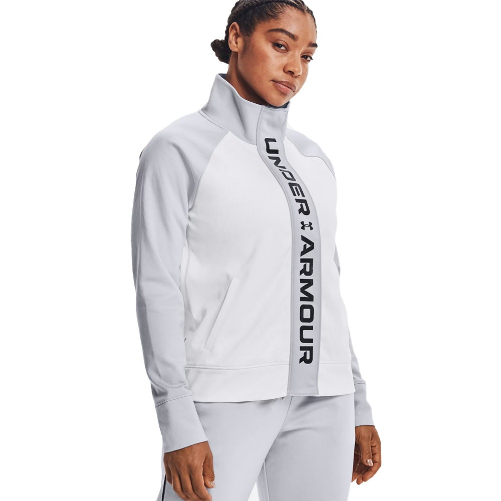 Under Armour Women's RUSH™ Tricot Jacket - 1368740-100