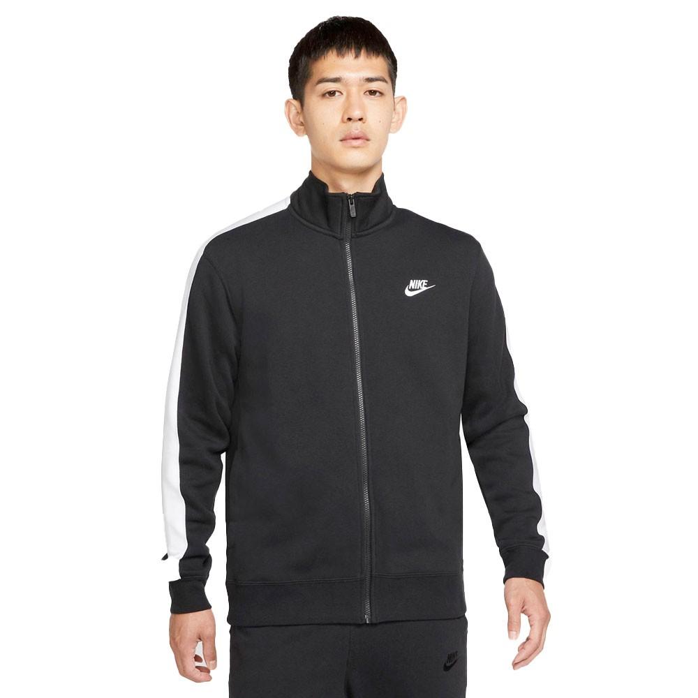 Nike Sportswear Club Track Jacket - DD7010-010