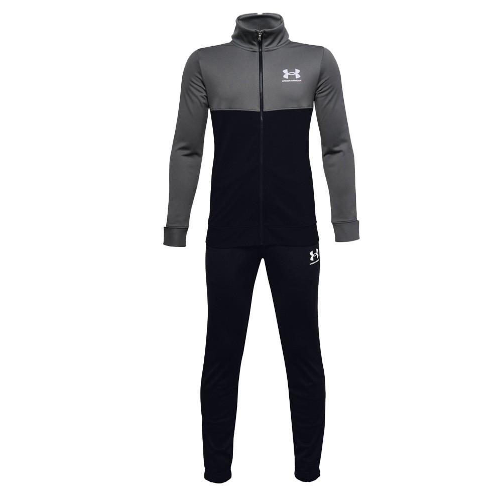 Under Armour Boys' UA CB Knit Track Suit - 1360671-001