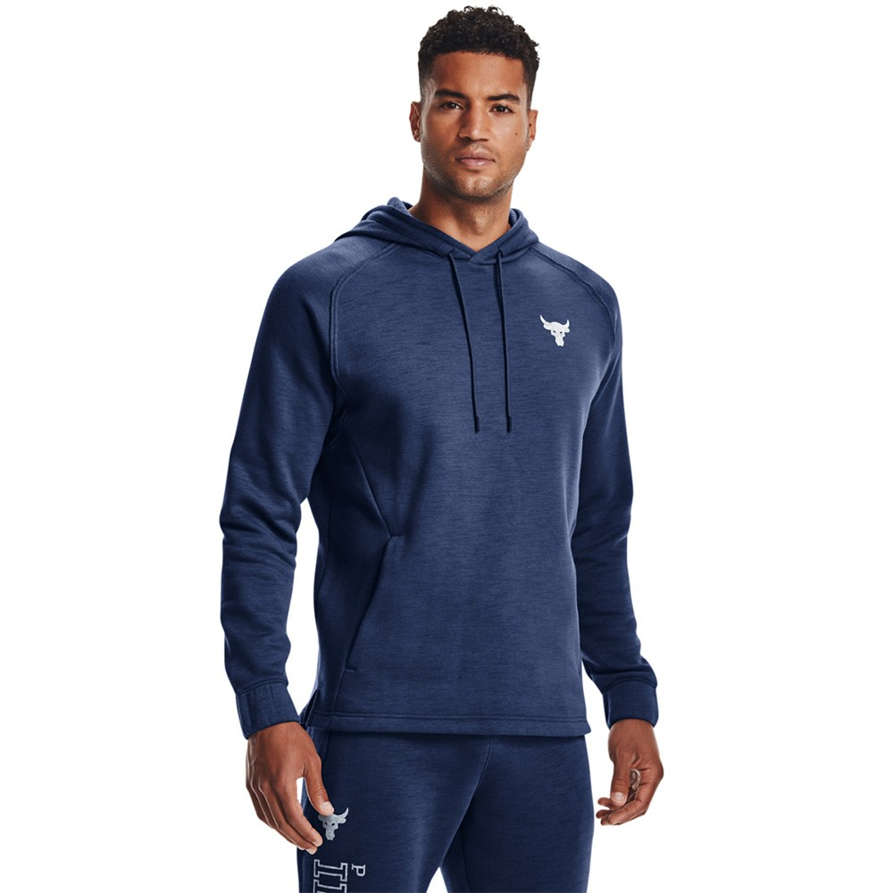Under Armour Project Rock Hoodie - 1367033-404