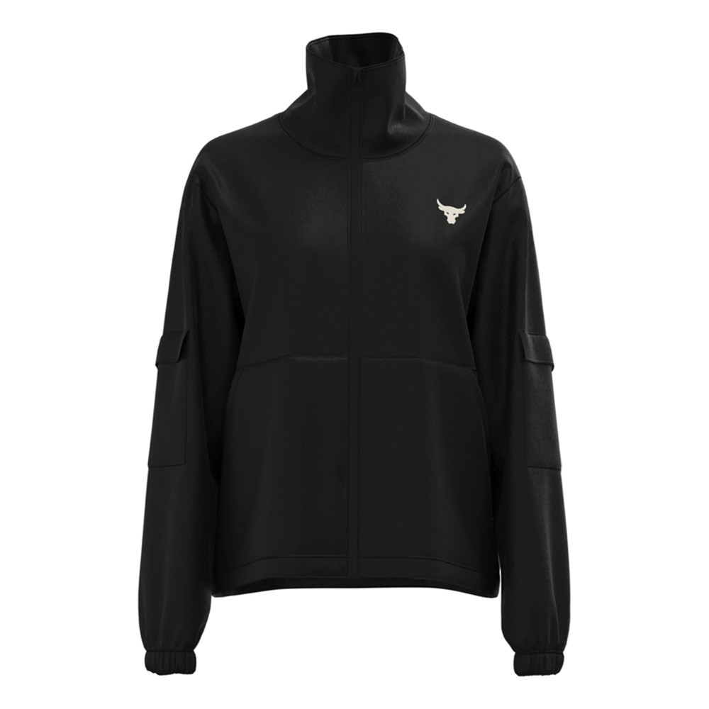 Under Armour Project Rock Woven Packable Jacket - 1365993-001