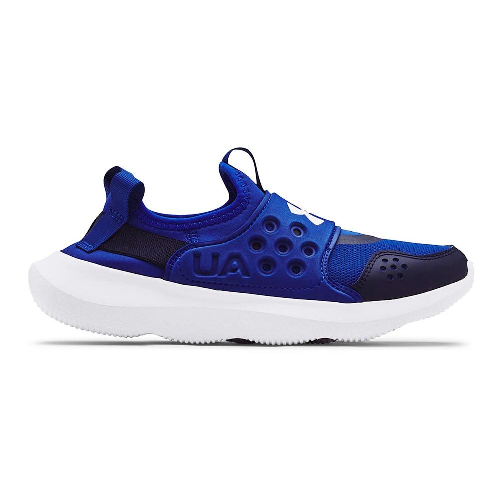 Under Armour Grade School Runplay Running Shoes - 3024210-400